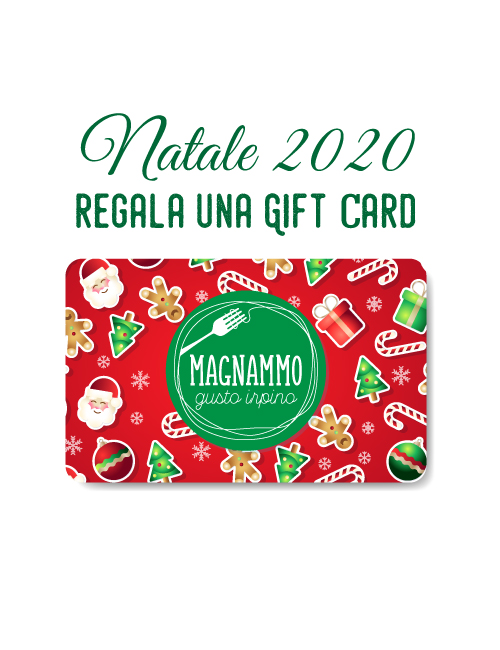 Natale 2020 Gift Card