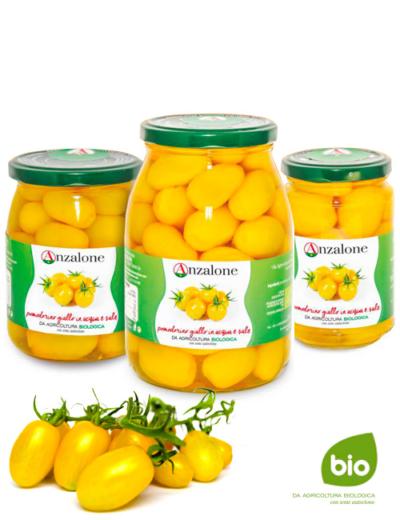 Pomodorino giallo Bio