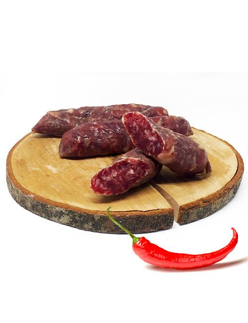 Salsiccia Irpina piccante