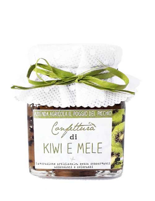 Confettura extra di Kiwi e mele