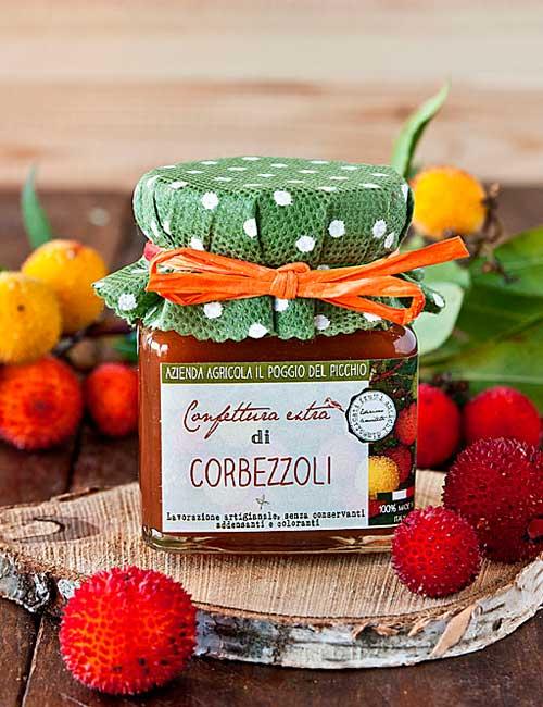 Confettura extra di Corbezzoli