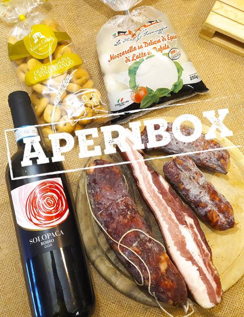 APERIBOX foodbox 2 persone
