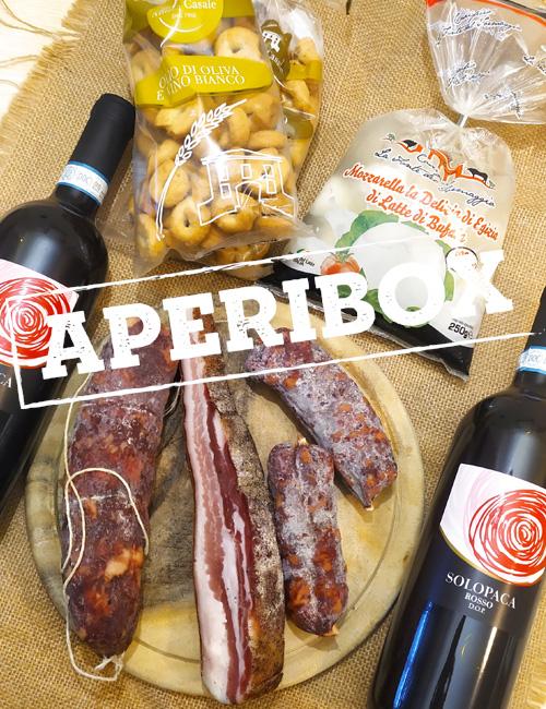 APERIBOX foodbox 4 persone